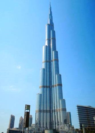 Das höchste Haus der Welt